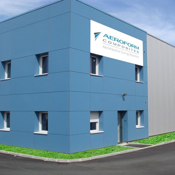 société aeroform composites