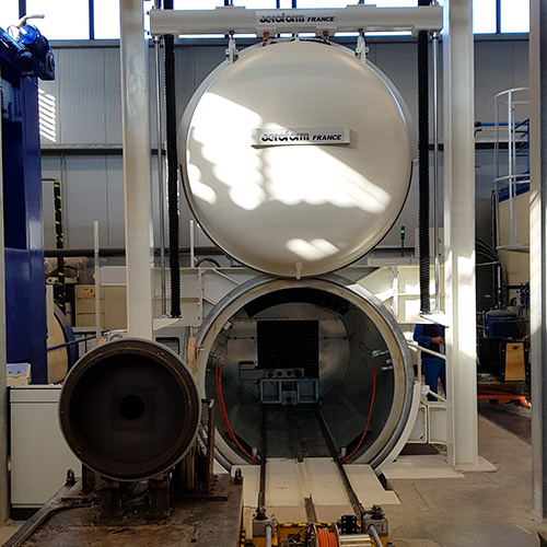 composite autoclaves