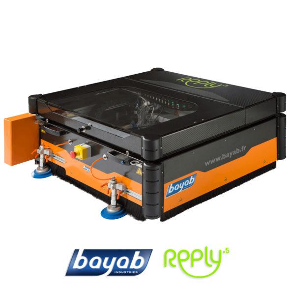 innovation réparation composites